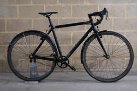 charge plug 1 single speed bike size medium xc bicycle