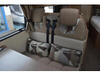 2012 BESSACARR E564 MOTORHOME 2.3 DIESEL 6 SPEED MANUAL GEARBOX 4 BERTH 4 TRAVEL
