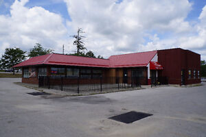 FREESTANDING COMMERCIAL PROPERTY FOR SALE; REDUCED