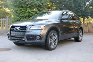 2013 Audi Q5 3.0 S Line - Certified Pre Owned