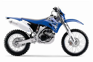 Looking for 450 trail bike