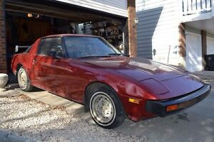1980 Mazda RX-7 Limited Edition Coupe (2 door)