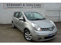 2008 08 NISSAN NOTE 1.6 ACENTA **NEW CLUTCH MAY 2016**