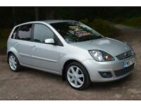 2008 FORD FIESTA 1.4 Zetec 5dr [Climate] ONLY 33,000 MILES