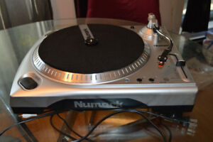 Table Tournante Numark TTUSB Turntable