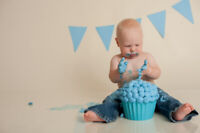CAKE SMASH SESSIONS | ADORE PHOTOGRAPHY
