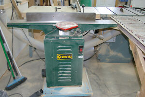"""craftex 6"""" jointer"""