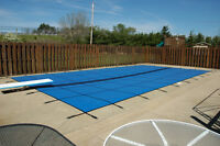 Winter Pool Safety Cover Sale On Sale Now - As Low as $499!