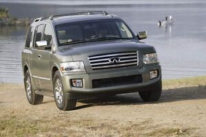 2006 INFINITI QX56 - ARE YOU READY FOR WINTER!
