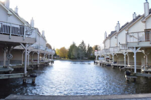 Amazing Waterfront Condo Townhome For Sale! (100L)