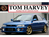 Subaru Impreza Ltd Edn Type RA 555 WRX STi Fresh Import! Lightweight 1240kgs!!!