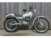 Classic Yamaha TY 175
