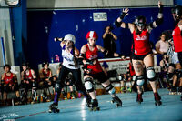 Learn to Skate with Tri-City Roller Derby