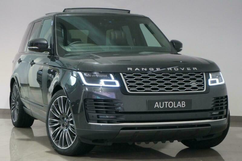 2019 Carpathian Grey Land Rover Range Rover Vogue 3 0 Sd V6 In Blackburn Lancashire Gumtree