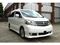 FRESH IMPORT 2005 TOYOTA ALPHARD ESTIMA 3.0 VVTI PETROL SUNROOF POWER DOORS