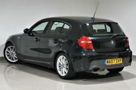 2007 BMW 116 1.6i M SPORT 5 DOOR HATCH BACK - PX SWAP - FINANCE FROM £24p/w