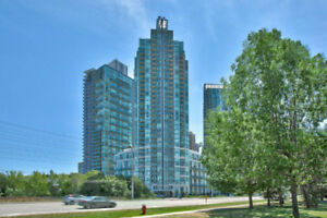 220 BURNHAMTHORPE RD W | BEAUTIFUL 1BR UNIT W 2 PARKING SPOTS