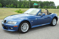 2000 BMW Z3 2.8L Convertible (reduced!!)