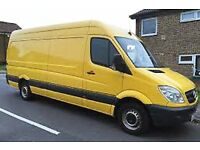 £15PH Short-Notice Friendly MAN & VAN Hire Call Now FOR BOOKING