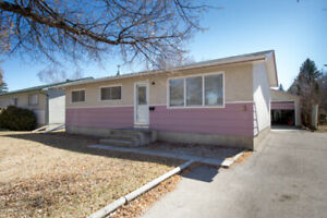 Starter home with renovations! Cash Back Mortgage!