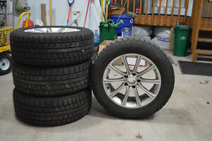[MINT] Tires (255/55R18 109H) + Rims (18 inch) London Ontario image 1