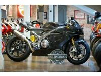 Norton V4 SS Stunning Delivery Mileage Example
