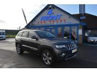2015 JEEP GRAND CHEROKEE 3.0 V6 CRD LIMITED PLUS DIESEL AUTOMATIC 5 DOOR 4X4 4X
