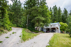1063 Mabel Lake Road, Enderby -  Beautiful updated Rancher!
