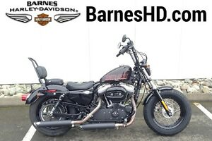 2014 Harley-Davidson XL1200X - Sportster Forty-Eight