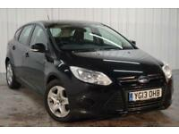 2013 13 FORD FOCUS 1.6 EDGE TDCI 95 5D 94 BHP DIESEL
