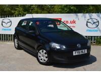 2011 VOLKSWAGEN POLO 1.2 60 S 5dr [AC]