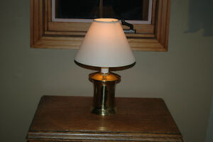 Assorted Lamps / Lampes assorties