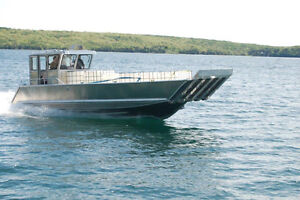 Crew Boats -  Barges - Landing Craft - Tugs - Ferries