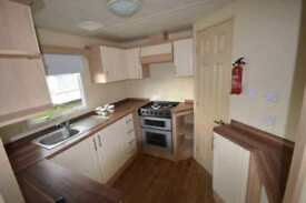 Static Caravan Isle of Sheppey Kent 3 Bedrooms 8 Berth ABI Sunrise 2010 Harts