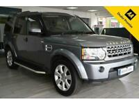 2013 62 LAND ROVER DISCOVERY 3.0 4 SDV6 HSE 5D 255 BHP DIESEL
