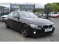 2012 62 BMW 3 SERIES 2.0 318D M SPORT 4D AUTO 141 BHP******PERFORMANCE KITTED***