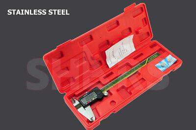 Shars 6150mm Abs Key Precision Electronic Digital Caliper .0005 New