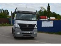 Mercedes-Benz Axor MP3 2543 Manual Gearbox 6x2 tractor unit