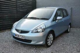 image for 2008 Honda Jazz 1.4 i-DSI SE CVT-7 5dr Hatchback Petrol Automatic