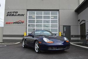 Porsche Boxster S 2001 avec seulement 60000km