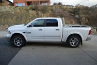 2015 Dodge Ram ECO-Diesel Laramie1500 Pickup Truck