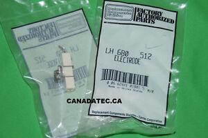 Genuine Carrier Ignition Electrode P/N LH680512