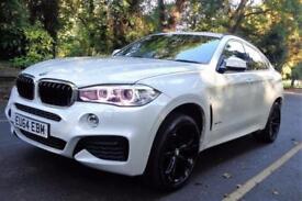 2015 BMW X6 3.0 30d M Sport Steptronic xDrive 5dr