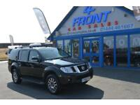 2010 NISSAN PATHFINDER TEKNA 2.5 DIESEL MANUAL 7 SEATER 2 FORMER KEEPERS WITH FU