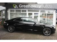 2009 AUDI A5 TDI SPORT FULL LEATHER GREAT VALUE COUPE DIESEL