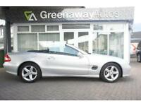 2007 MERCEDES SL SL350 1 OWNER FULL HISTORY CONVERTIBLE PETROL
