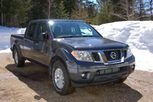 Nissan Frontier SV 4x4 King Cab 2015