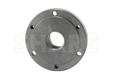 5 Fully Machined Threaded Back Plate 1-12-8 For 3 Or 4 Jaw Self Center Chuck A