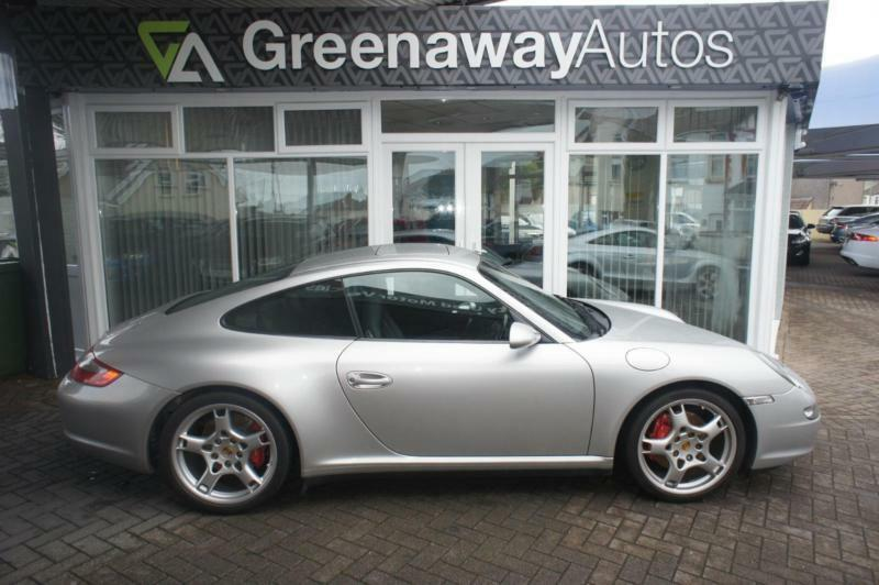 2006 Porsche 911 Carrera 4 S Stunning Example Coupe Petrol In