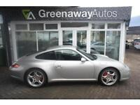 2006 PORSCHE 911 CARRERA 4 S STUNNING EXAMPLE COUPE PETROL